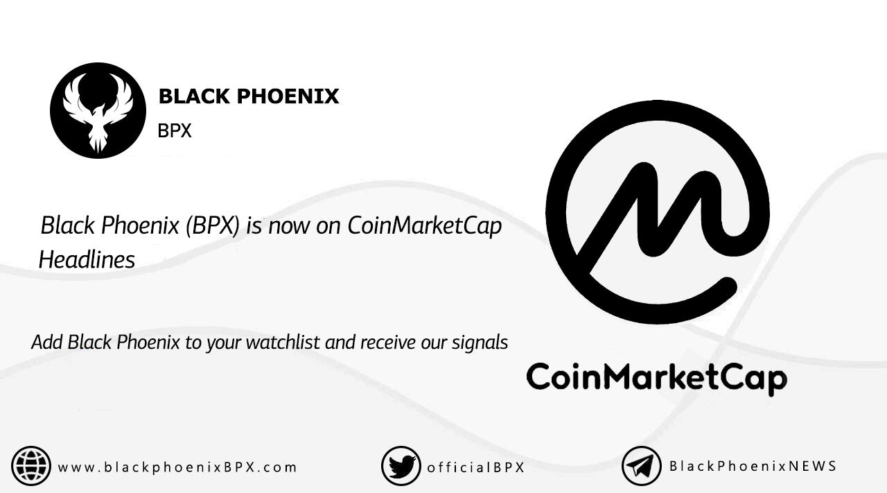 Listing on CoinMarketCap